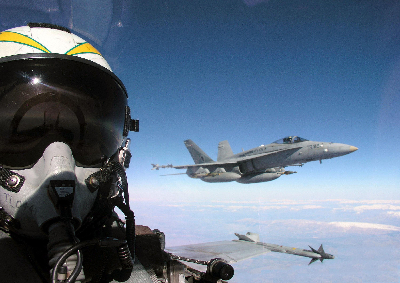 ac dc thunderstruck air force