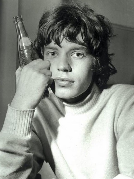 Image result for mick jagger young